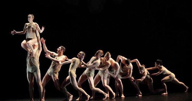 фото модерн танец