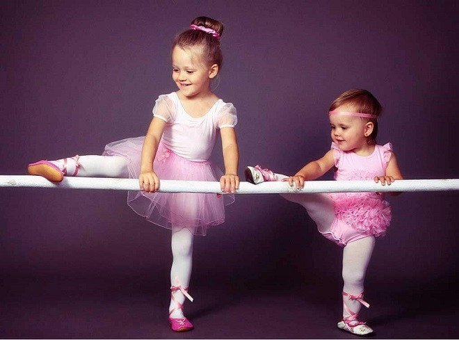 детские танцы фото